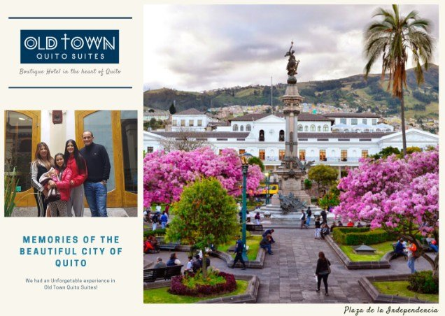 great experience quito