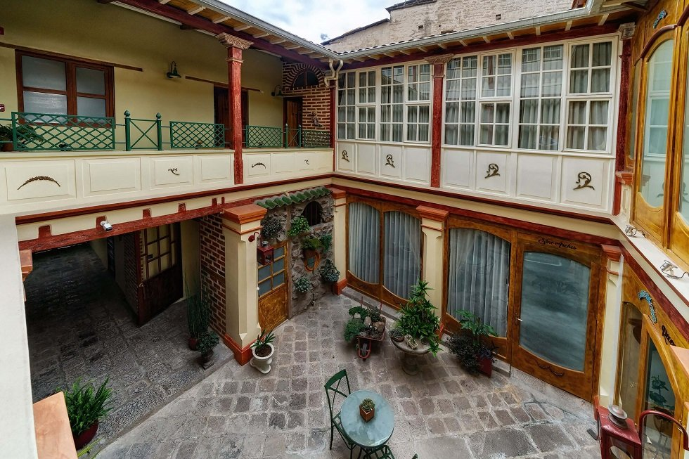 Extend stay apartments in Quito Ecuador