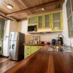 High Ceilings kitchen M 1