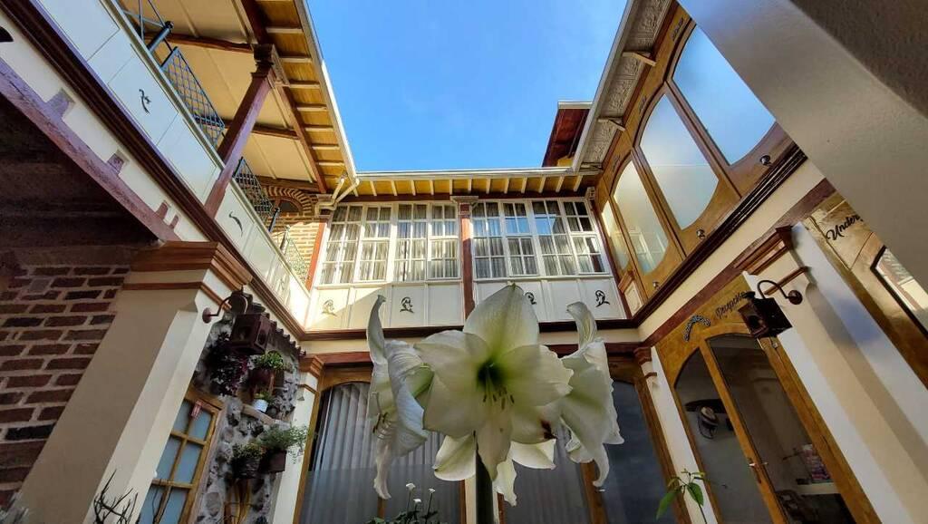 Luxushotel in Quito persönlicher Service